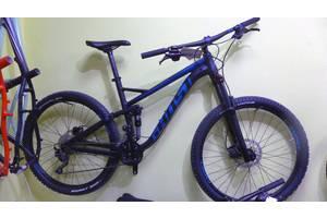 Новые Велосипеды-двухподвесы Ghost