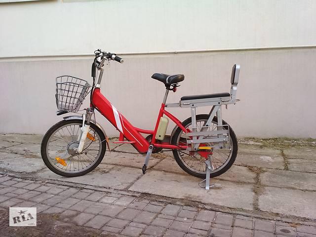 продам Електричний Велосипед BL-ZL 400W/60V/12Ah, б/в бу в Львове