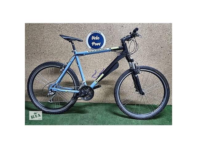 бу Велосипед Gazelle Extreme Shimano Alivio легкий, якісний та збережений в Тернополе