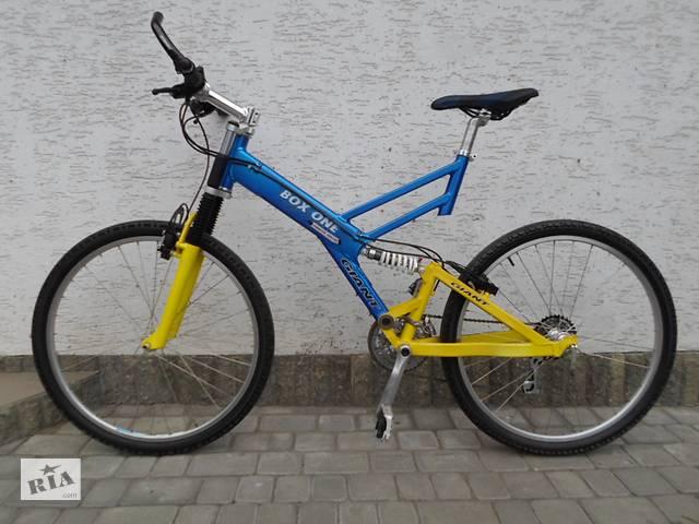 """Велосипед Giant Box One 26""""Гидравлика з Німеччини.Алюмінієвий.- объявление о продаже  в Турійську"""