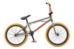 Нові BMX велосипеди GT