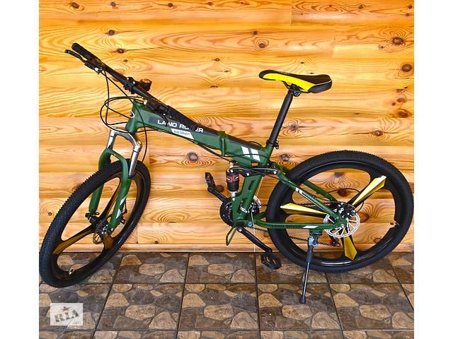 купить бу Велосипед Land Rover на дисках AL-10 (алюминиевая рама) в Одессе