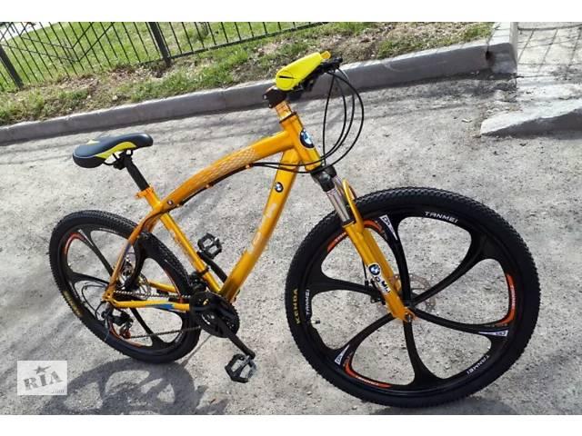 продам Велосипед на литих дисках BMW-X1 бу в Камені-Каширському