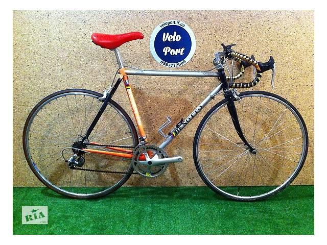 купить бу Велосипед шосейний шоссейник Benotto 500 Paris Specia ретро сталь шосе в Тернополе