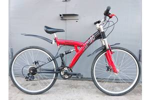 б/в Велосипеди-двопідвіси Formula