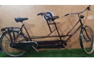б/в Велосипеди тандеми Gazelle