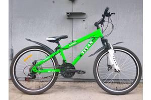 б/у Велосипеды подростковые Titan