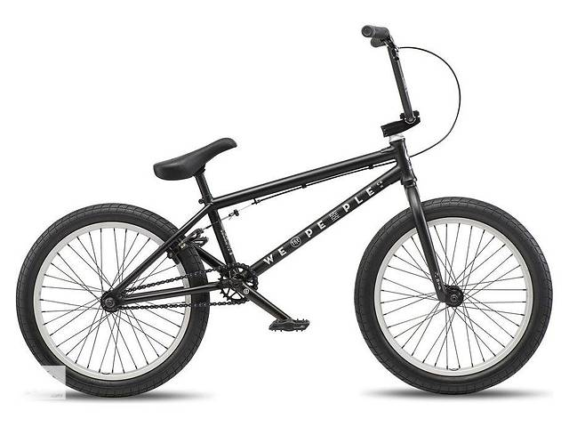 Велосипед WeThePeople BMX Arcade 20.5 Matt black 2019- объявление о продаже  в Киеве