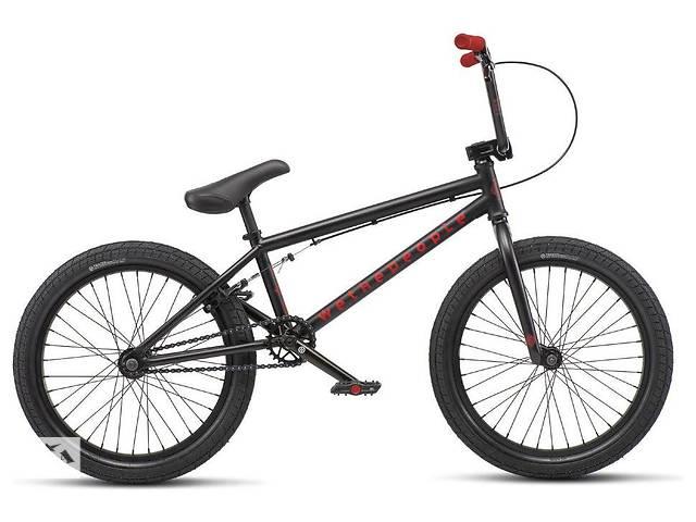 продам Велосипед WeThePeople BMX Nova 20 Matt black 2019 бу в Києві