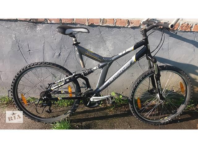 продам Велосипед з Германії BULLS алюмінієвий бу в Турийске