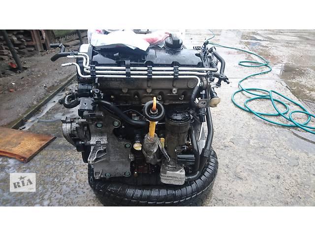 продам Двигатель мотор 1.9 TDI caddy audi skoda Б/у двигатель для легкового авто бу в Львове