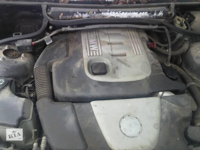 блок двигателя bmw 3 серия e46, 2002 г. 320 d. дешево!!!! - объявление о продаже  в Ужгороде
