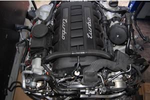 б/у Двигатели Porsche Cayenne Turbo