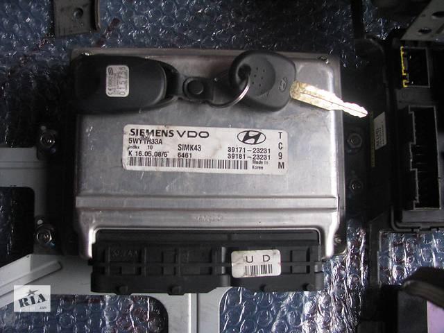 продам  Блок управления двигателем для легкового авто Hyundai Tucson бу в Днепре (Днепропетровск)