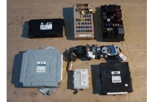 Блок управления двигателем Иммобилайзер замок  SUBARU OUTBACK 2.5 2003 - 2009 ГОД Комплект под заказ 4-8 дн.