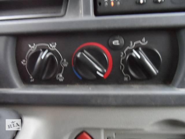 Блок управления печкой Рено Маскотт, Маскот, Мастер, Мовано, Renault Mascott 3,0 DXI 2004-2010- объявление о продаже  в Ровно