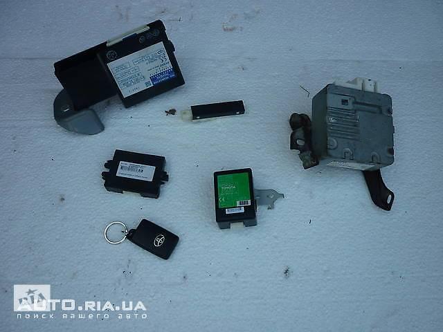 купить бу Блок управления для Toyota Yaris в Львове