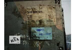 б/у Блоки управления двигателем Opel Omega