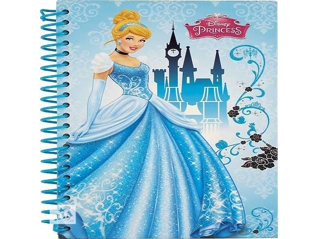продам Блокнот картонная обложка 80 листов А5 Princess (P15-221K) бу в Киеве