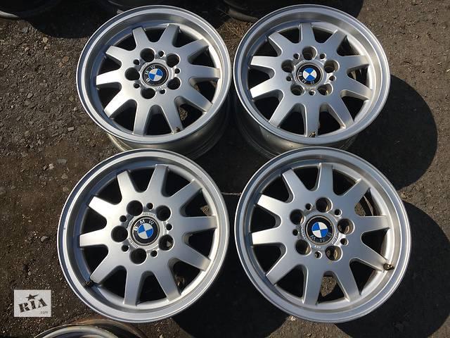 BMW r15 5x120 3er Compact, 3er Touring, 3er Coupe, Z3- объявление о продаже  в Львове