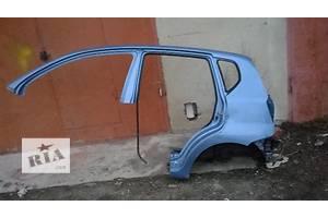 Боковины Chevrolet Aveo Hatchback (5d)