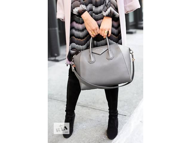 продам Велика шкіряна сумка в стилі Givenchy (made in Italy 9f865053e02c1