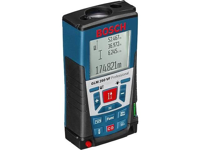 Дальномер лазерный Bosch GLM 250 VF- объявление о продаже  в Ивано-Франковске
