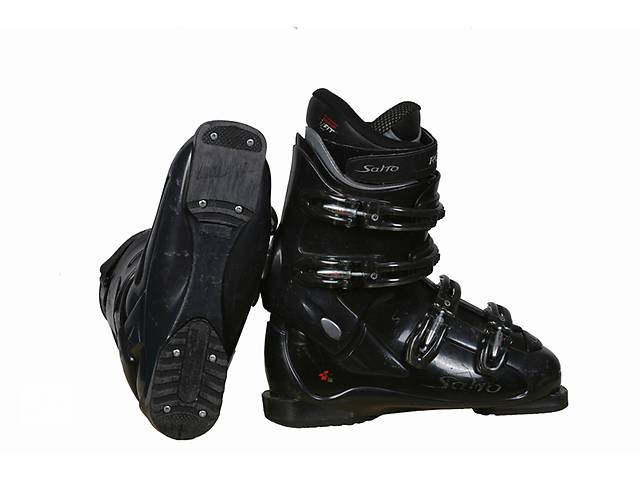 Ботинки горнолыжные. Размер 41/26.5 см. - объявление о продаже  в Львове