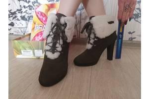 Новые Женские ботинки и полуботинки Braska