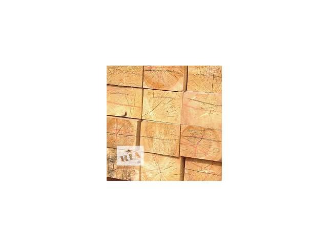 Брус 50*100*2500 сосна сухой- 45 гр шт.- объявление о продаже  в Киеве