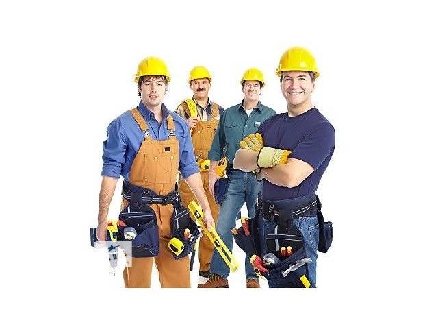 купить бу Бригада строителей выполнит ремонтные работы в Ирпене