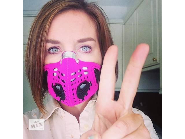 продам Британская маска респиратор Respro Sportsta (от аллергии, пыльцы и выхлопных газов) бу в Киеве