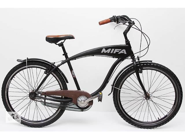 купить бу БУ Велосипед Mifa -  Интернет магазин VELOED в Дунаевцах (Хмельницкой обл.)