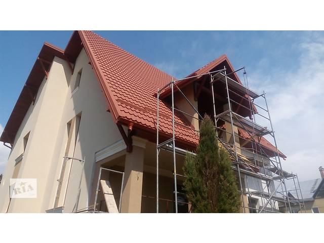 продам Строительство домов бу  в Украине