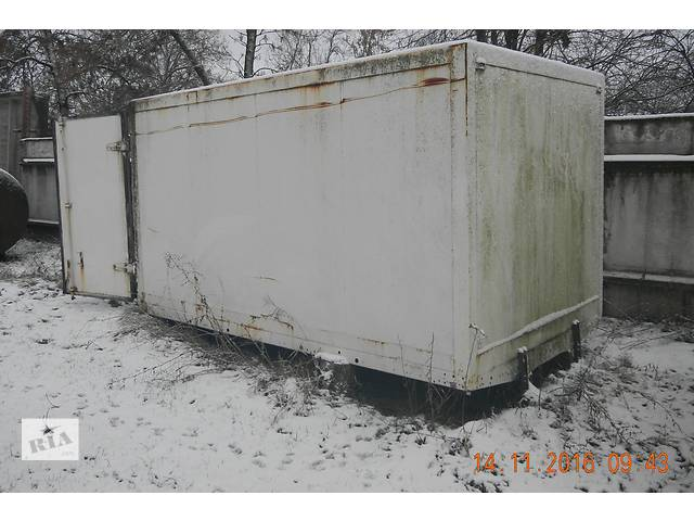 купить бу Будка изотермическая  для грузовика в Лубнах