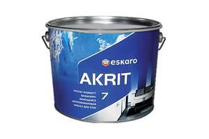 Новые Краски для стен Eskaro