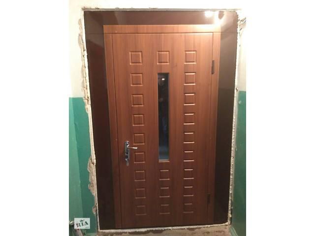 купить бу Двери входные Балкар-Днепр со стеклопакетом  в Днепре (Днепропетровск)