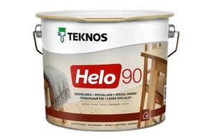 Новые Лаки для пола Teknos