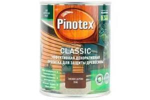 Новые Лаки для дерева Pinotex