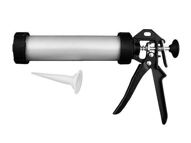 бу Пистолет для силикона Mastertool - тубус 225 мм х 420 мл Art. big--668142966 в Киеве