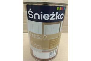 Новые Краски для дерева Sniezka