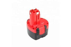 Аккумулятор Bosch BAT0408, BAT100, BAT119, 2607335461 2.0Ah 9.6 Вольт, 9.6V