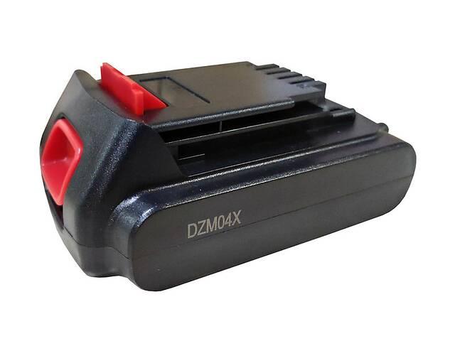 Аккумулятор для шуруповерта BlackDecker LB20 2.0Ah 20V черный- объявление о продаже  в Харькове