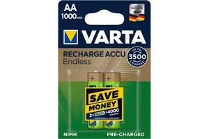 Аккумулятор Varta AA Rechargeable Accu 1000mAh * 2 (56666101402)