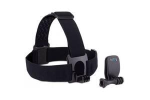 Аксессуар к экшн-камерам GoPro Head Strap+QuickClip (ACHOM-001)