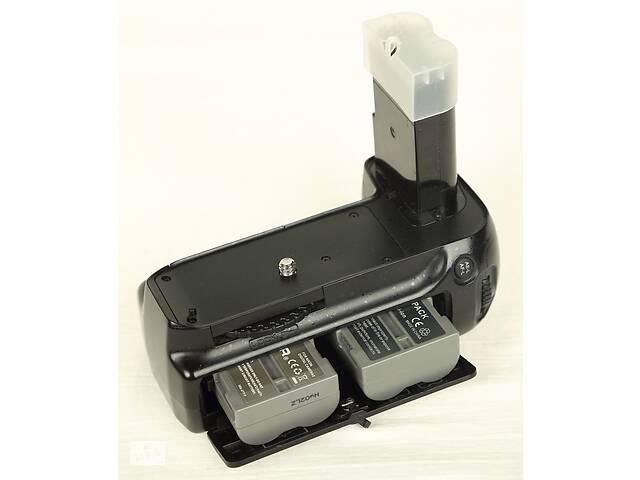 продам Бат.блок MB-D80 для Nikon D80, D90.+ 2-а аккумулятора бу в Одессе