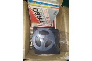 Бобінні касети для магнітофона