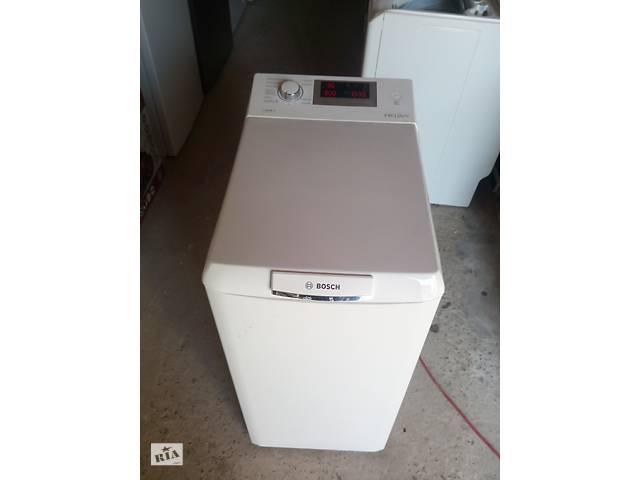 купить бу Bosch-машинка автомат верхняя загрузка на 6 кг бы.в из Германии в Каменке-Бугской