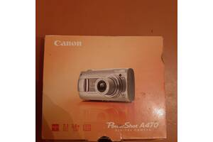 Canon power shot a470