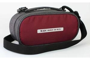 Чехол для портативной акустики MAD M-KEEPER M-SIZE GMK03M, бордовый